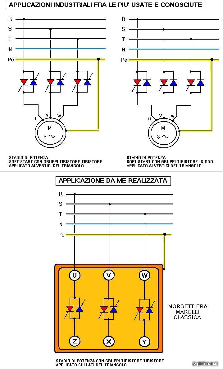 Schema Elettrico Motore Trifase 2 Velocità : Come cambiare il senso di rotazione di un motore how change