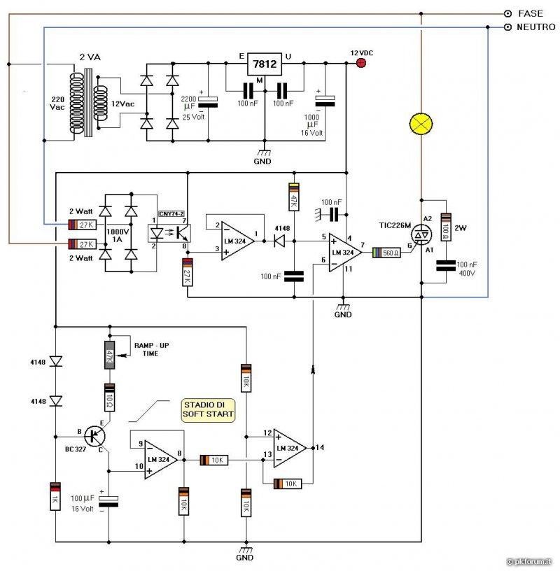 elettrico soft start