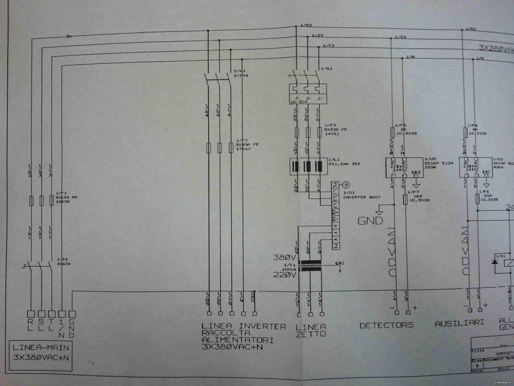 Schema Collegamento Inverter Motore Trifase : Più motori sotto un inverter ac plc forum