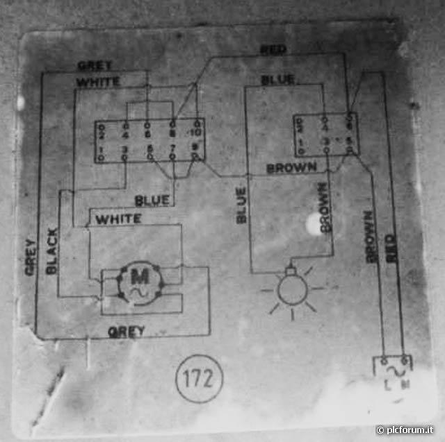 Motore cappa collegamento aspirapolvere e ventilatori for Motore cappa aspirante