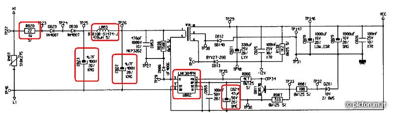Schema Elettrico Scheda Whirlpool L1799 : Lavatrice whirlpool awo non si accende guasti