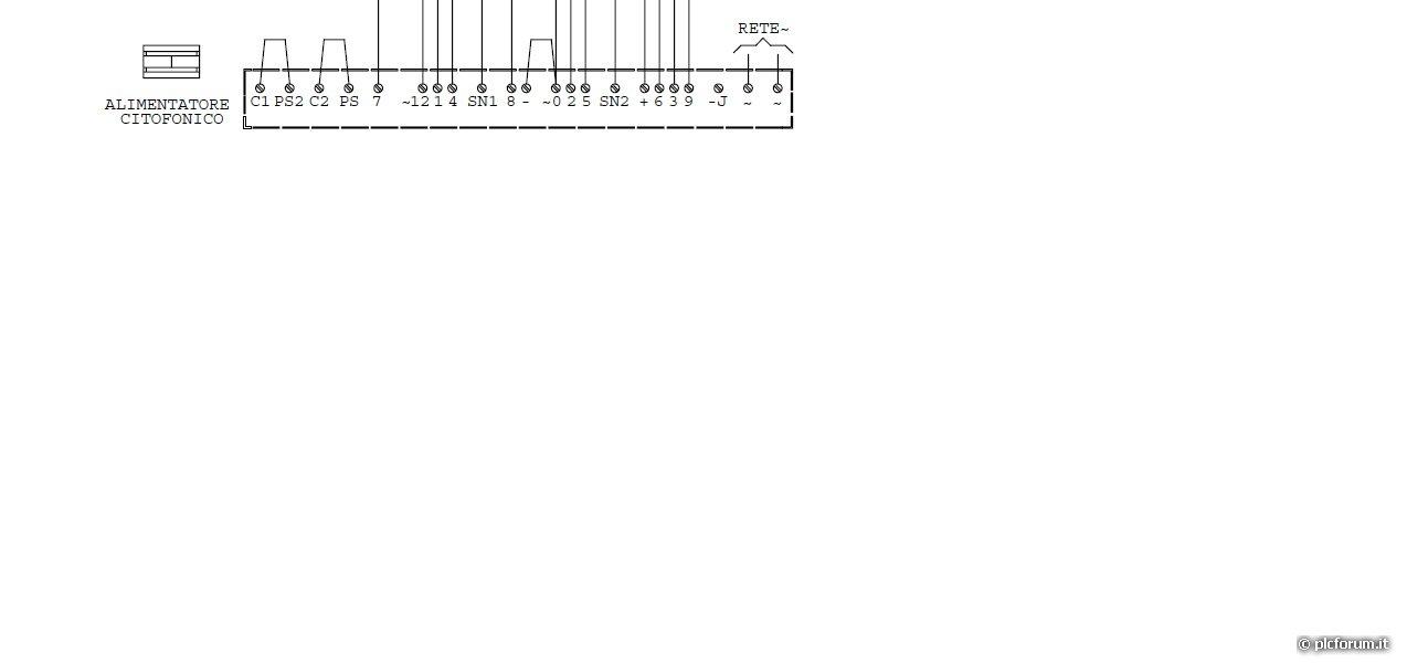Schema Elettrico Urmet 786 15 : Compatibilita alimentatore citofoni videocitofoni e