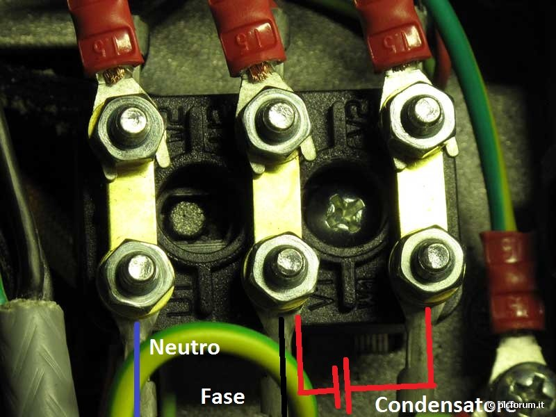 Collegamento Motore Trifase In Monofase Motori
